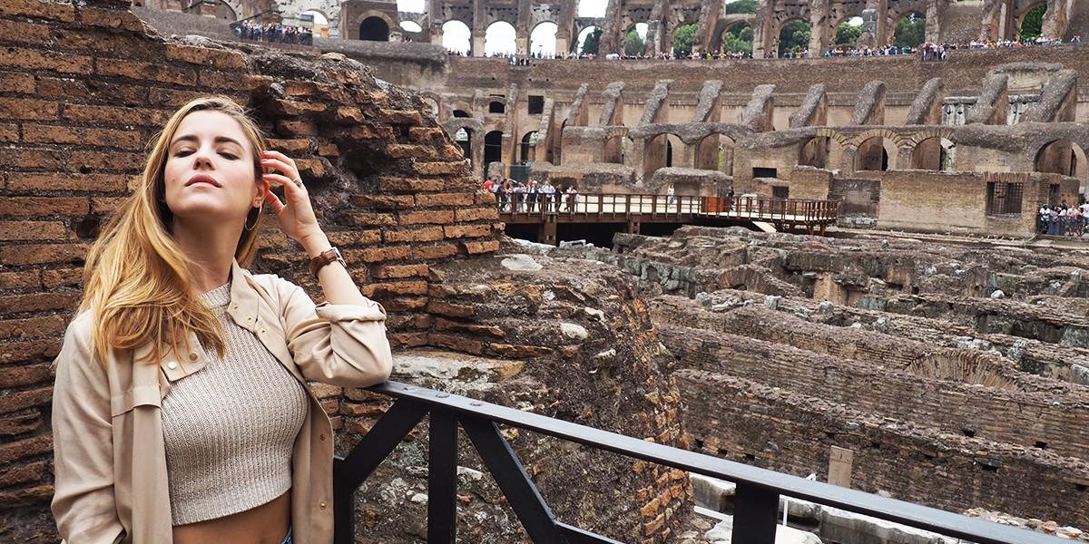 SUMMER TRAVEL: VIAJE A ROMA